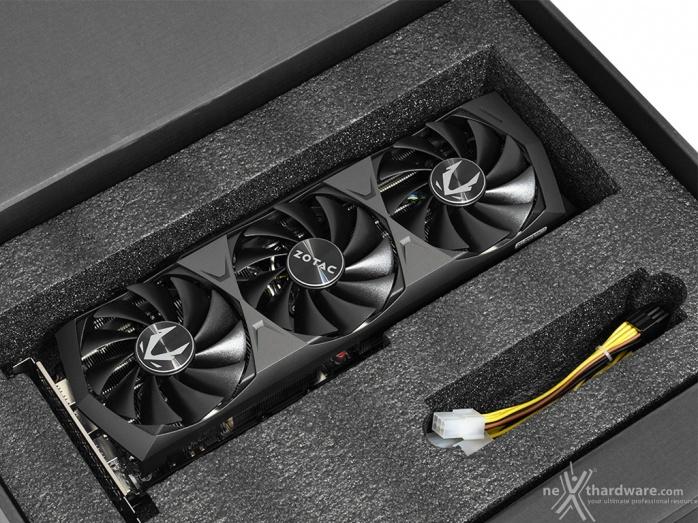 ZOTAC GeForce RTX 3090 Trinity 3. Packaging & Bundle 5