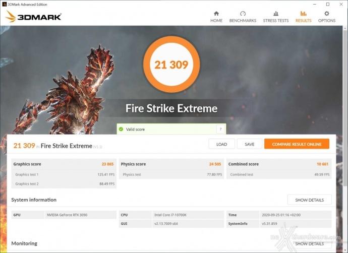 ZOTAC GeForce RTX 3090 Trinity 15. Overclock 5