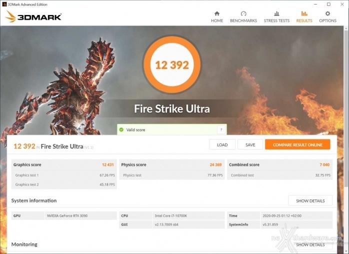 ZOTAC GeForce RTX 3090 Trinity 15. Overclock 6