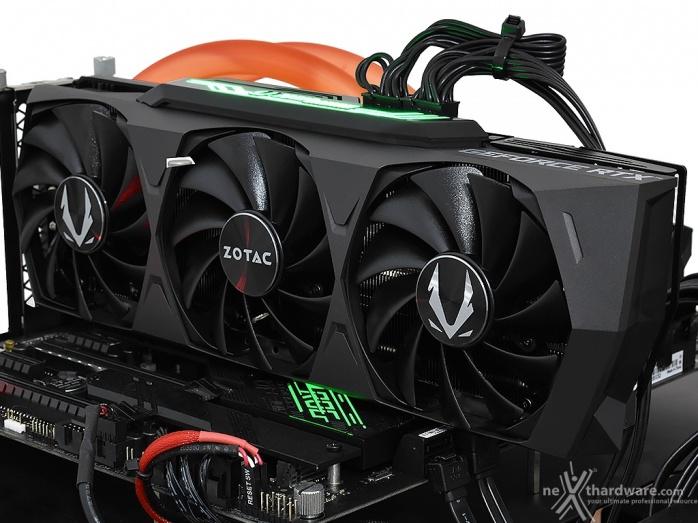 ZOTAC GeForce RTX 3090 Trinity 15. Overclock 1