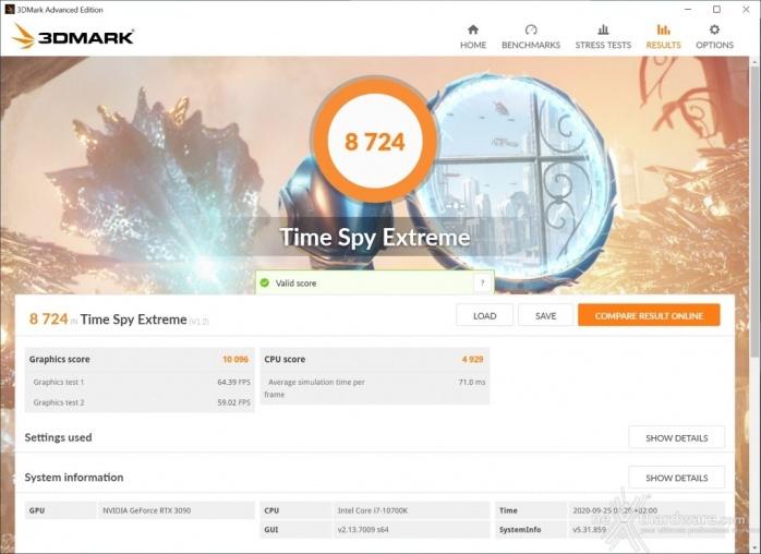ZOTAC GeForce RTX 3090 Trinity 15. Overclock 8
