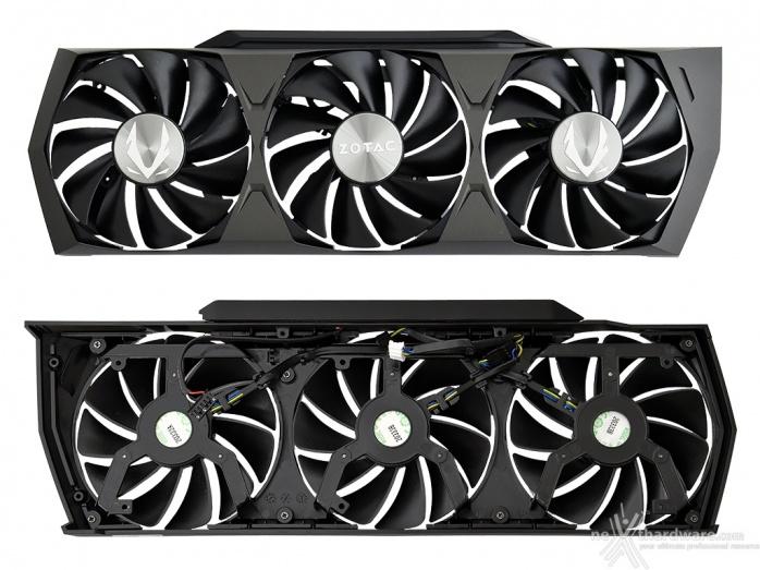ZOTAC GeForce RTX 3090 Trinity 5. Vista da vicino - Parte seconda 3