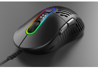 Una precisione da primo della classe con una scorrevolezza che non fa rimpiangere i mouse wireless.