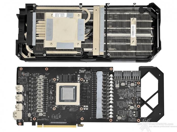 ASUS ROG STRIX GeForce RTX 3080 OC 5. Vista da vicino - Parte seconda 1