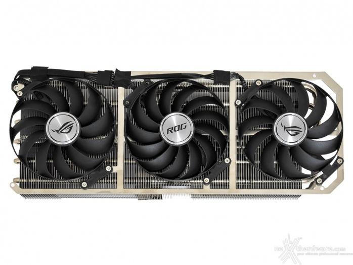 ASUS ROG STRIX GeForce RTX 3080 OC 5. Vista da vicino - Parte seconda 6