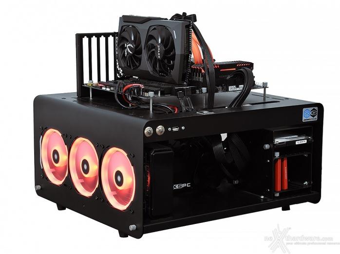 ZOTAC GeForce RTX 3070 Twin Edge 7. Piattaforma di test 1