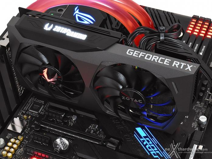 ZOTAC GeForce RTX 3070 Twin Edge 14. Overclock 1