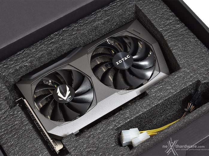 ZOTAC GeForce RTX 3070 Twin Edge 3. Packaging & Bundle 5