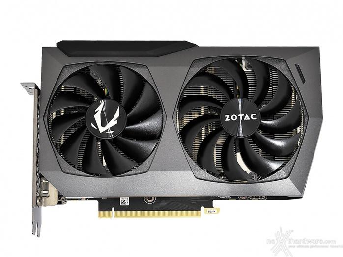 ZOTAC GeForce RTX 3070 Twin Edge 4. Vista da vicino - Parte prima 1