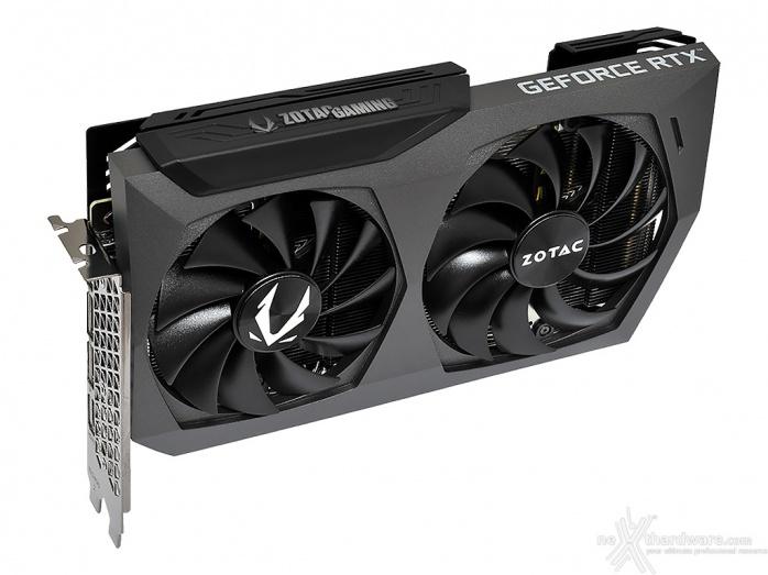 ZOTAC GeForce RTX 3070 Twin Edge 4. Vista da vicino - Parte prima 2