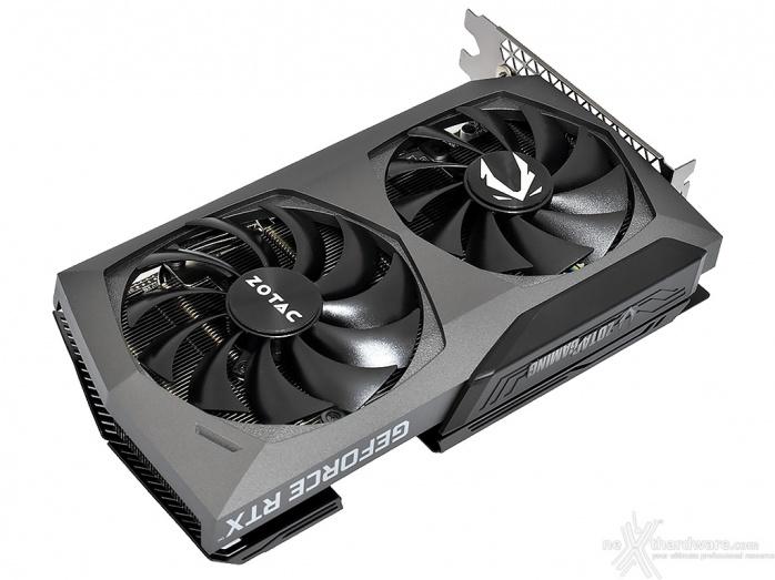 ZOTAC GeForce RTX 3070 Twin Edge 4. Vista da vicino - Parte prima 3