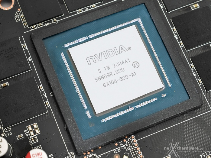ZOTAC GeForce RTX 3070 Twin Edge 6. Layout & PCB 2