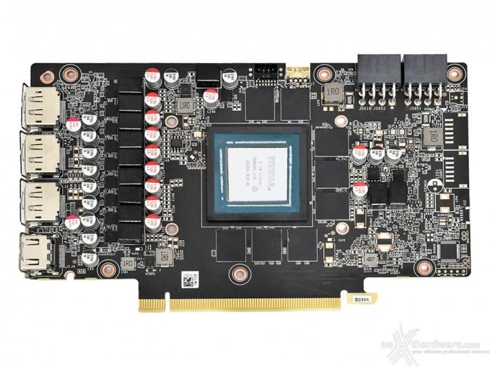 ZOTAC GeForce RTX 3070 Twin Edge 6. Layout & PCB 1