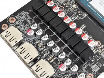 ZOTAC GeForce RTX 3070 Twin Edge 6. Layout & PCB 6