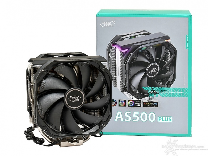 DEEPCOOL AS500 PLUS 1