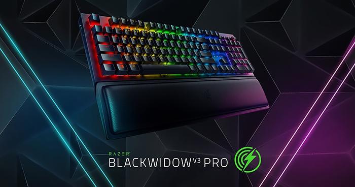 Razer BlackWidow V3 Pro & DeathAdder V2 Pro 1
