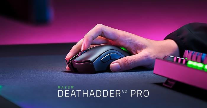 Razer BlackWidow V3 Pro & DeathAdder V2 Pro 2