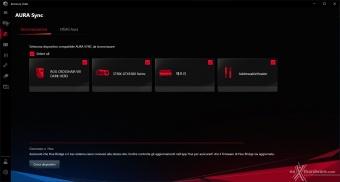 G.SKILL Trident Z Royal 3600MHz CL16 64GB 2. Software controllo illuminazione 1