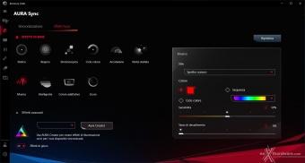 G.SKILL Trident Z Royal 3600MHz CL16 64GB 2. Software controllo illuminazione 2