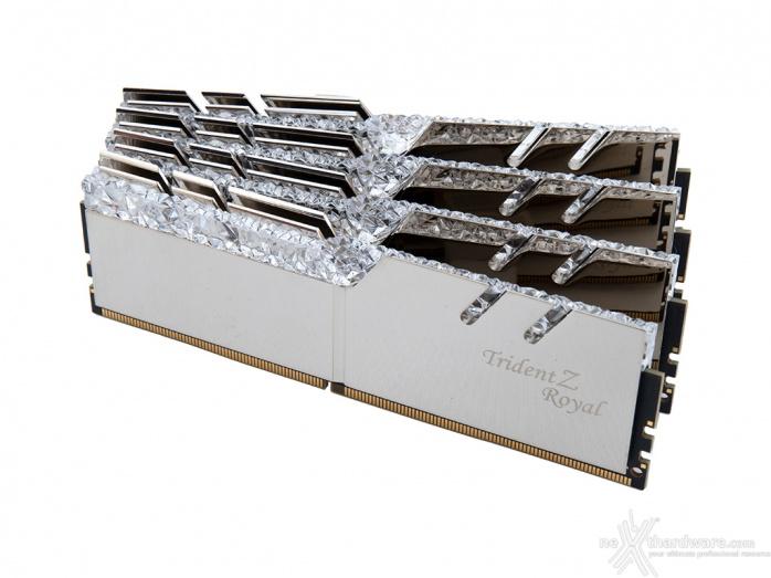 G.SKILL Trident Z Royal 3600MHz CL16 64GB 1