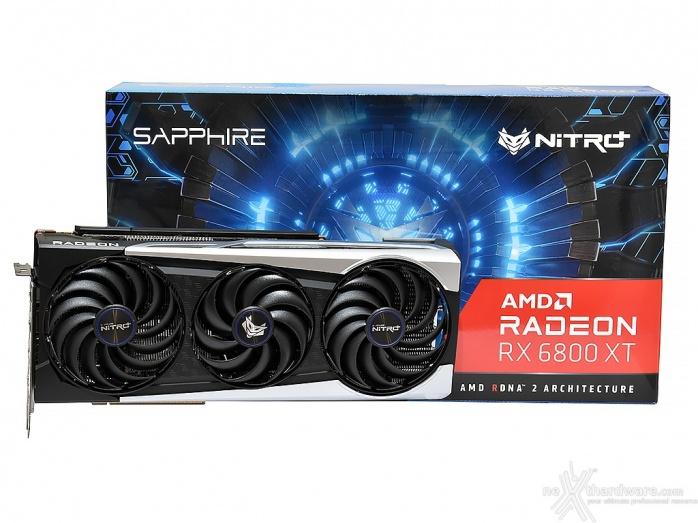SAPPHIRE NITRO+ Radeon RX 6800 XT 1
