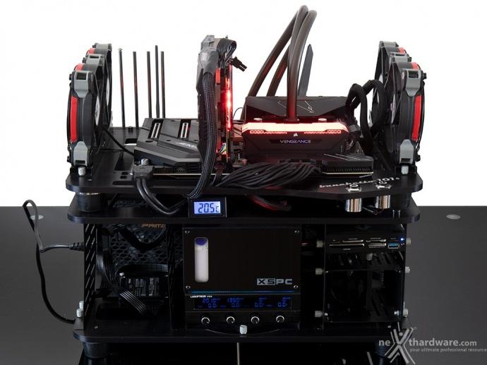CORSAIR VENGEANCE RGB PRO SL 3600MHz 32GB 4. Sistema di prova e Metodologia di Test 1