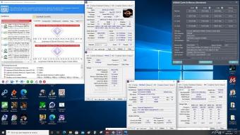 CORSAIR VENGEANCE RGB PRO SL 3600MHz 32GB 7. Performance - Analisi dei Timings 4