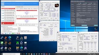 CORSAIR VENGEANCE RGB PRO SL 3600MHz 32GB 7. Performance - Analisi dei Timings 8