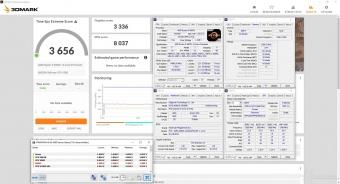 CORSAIR VENGEANCE RGB PRO SL 3600MHz 32GB 8. Overclock 5