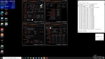 CORSAIR VENGEANCE RGB PRO SL 3600MHz 32GB 8. Overclock 6