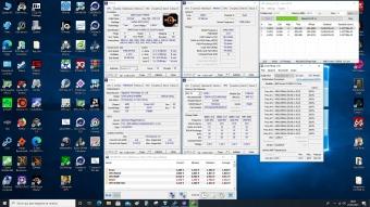 CORSAIR VENGEANCE RGB PRO SL 3600MHz 32GB 5. Test di stabilità 1