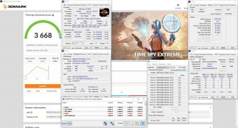 CORSAIR VENGEANCE RGB PRO SL 3600MHz 32GB 5. Test di stabilità 2