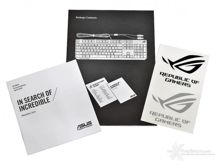 ASUS ROG Strix Scope RX & Keris Wireless 1. Unboxing 5