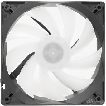 Antec DF700 Flux 4. Raffreddamento 8