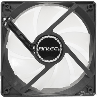 Antec DF700 Flux 4. Raffreddamento 9