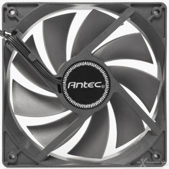 Antec DF700 Flux 4. Raffreddamento 7