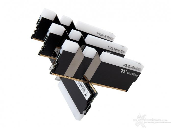 Thermaltake TOUGHRAM RGB 4000MHz C19 1