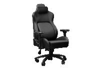 Massima cura per ogni dettaglio ed un comfort assoluto per la nuova sedia gaming del serpente californiano.