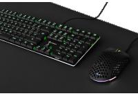 Un setup versatile e convincente, buono tanto per il gaming quanto per la normale produttività.