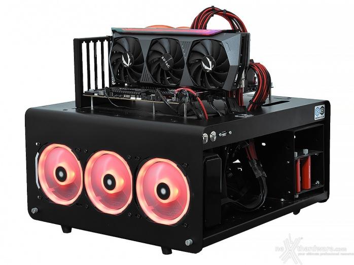 ZOTAC GeForce RTX 3080 Ti AMP Holo 5. Piattaforma di test 1
