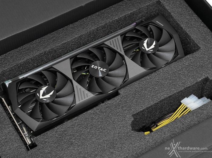 ZOTAC GeForce RTX 3080 Ti AMP Holo 1. Packaging & Bundle 5