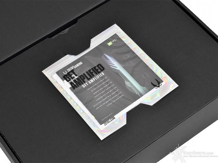 ZOTAC GeForce RTX 3080 Ti AMP Holo 1. Packaging & Bundle 4