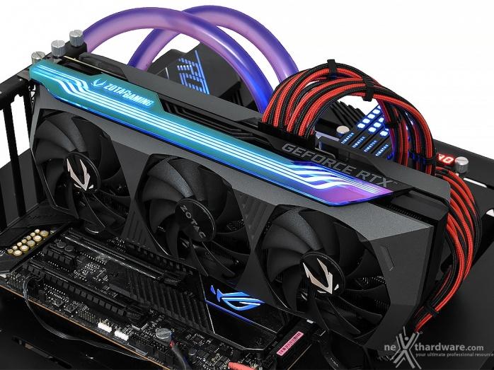 ZOTAC GeForce RTX 3080 Ti AMP Holo 12. Overclock 1