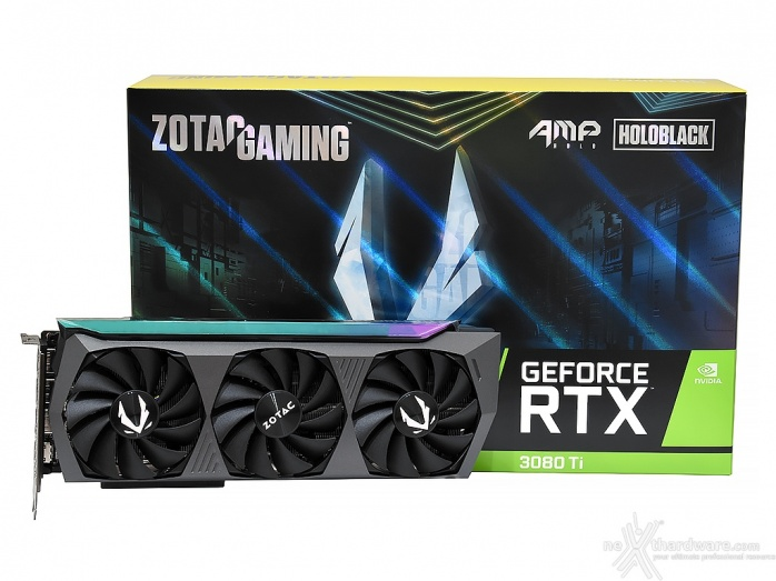 ZOTAC GeForce RTX 3080 Ti AMP Holo 1