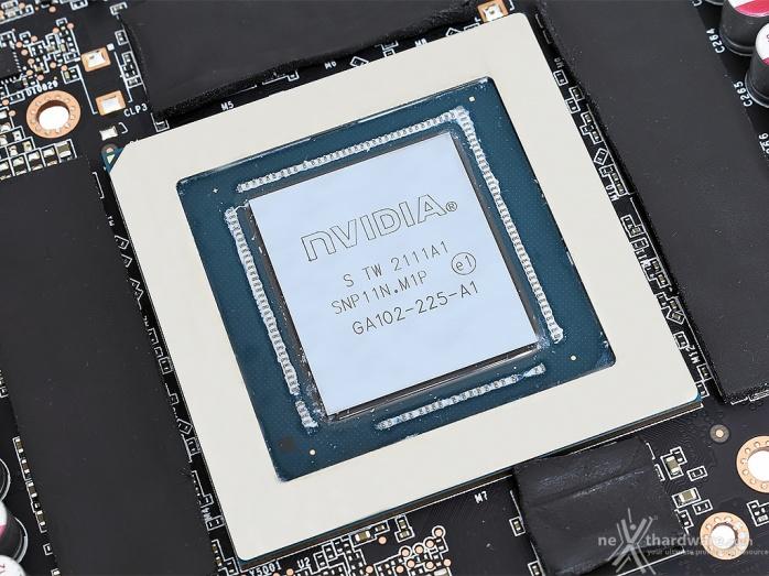 ZOTAC GeForce RTX 3080 Ti AMP Holo 4. Layout & PCB 2
