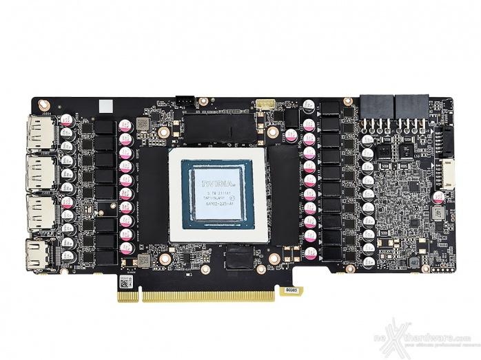 ZOTAC GeForce RTX 3080 Ti AMP Holo 4. Layout & PCB 1
