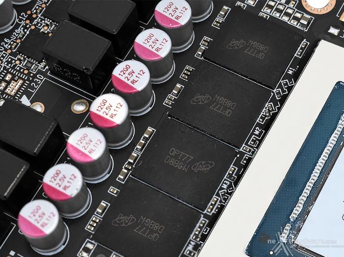 ZOTAC GeForce RTX 3080 Ti AMP Holo 4. Layout & PCB 4