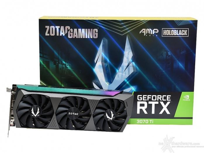 ZOTAC GeForce RTX 3070 Ti AMP Holo 1