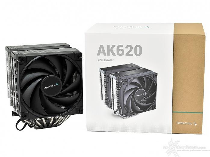 DeepCool AK620 1