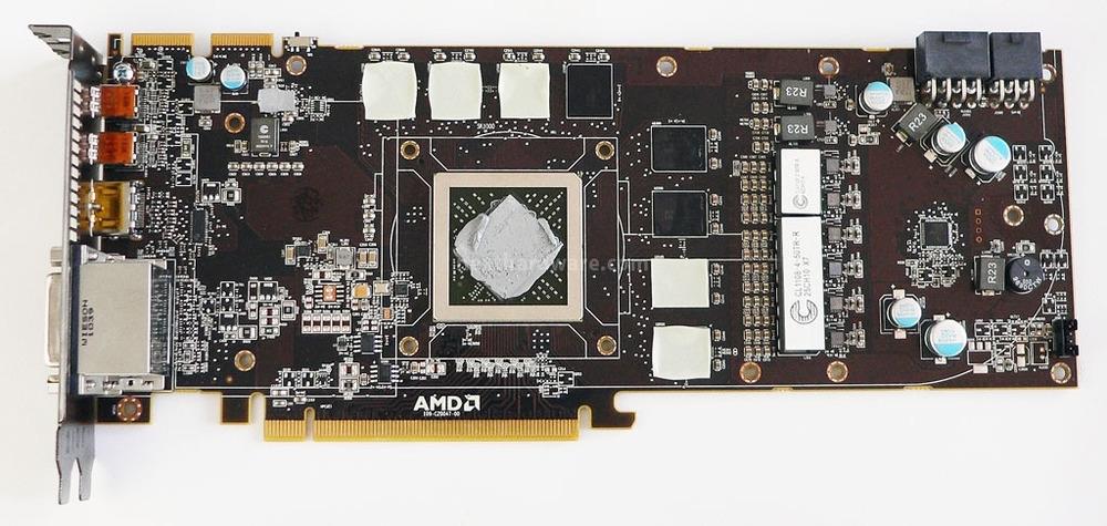 Amd Radeon Hd 6970 Crossfirex Foto S: Sapphire Radeon HD 6970 E HD 6950 : Finalmente Cayman